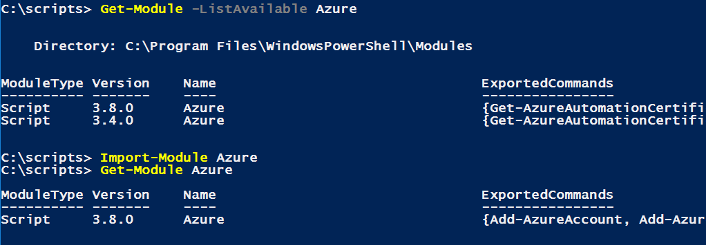 SQLServer Module in the Powershell Gallery | The Power DBA